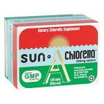 Sun Chlorella General Health – Chlorella Tablets 200 mg – 1500 Tablets
