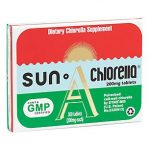Sun Chlorella General Health – Chlorella Tablets 200 mg – 300 Tablets