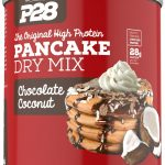 P28 Foods Baking and Cooking – Chocolate Coconut Pancake Mix – 16 oz