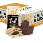 Health Warrior Snacks – Chia Bars (Chocolate Peanut Butter) – Box of