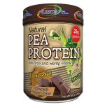 Fusion Diet Systems Protein – Natural Pea Protein with Rice and Hemp