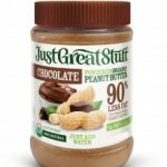Betty Lou's Snacks – Chocolate Powdered Organic Peanut Butter – 6.35