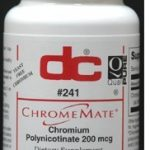 Dee Cee Laboratories Metabolic Support – ChromeMate – 90 Capsules