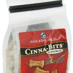 Solid Gold Dogs – Cinna-Bits Holistic Dog Biscuits – 1 lb