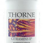 Thorne Research Minerals – Citramins – 90 Vegetarian Capsules