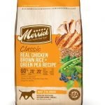 Merrick Pet Care Dogs – Classic Real Chicken Brown Rice + Green Pea
