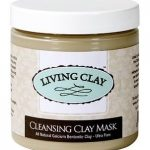 Living Clay Skin Care – Cleansing Clay Mask – 16 oz