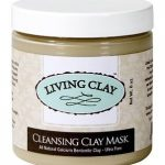 Living Clay Skin Care – Cleansing Clay Mask – 8 oz