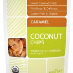 Navitas Naturals Snacks – Coconut Chips Caramel – 2 oz (57 Grams)