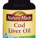 Nature Made Immune Support – Cod Liver Oil – 100 Softgels