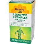 Country Life Metabolic Support – Coenzyme B-Complex Advanced – 120