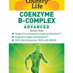 Country Life Metabolic Support – Coenzyme B-Complex Advanced – 60