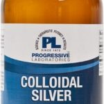 Progressive Labs General Health – Colloidal Silver – 8 oz (236 ml)