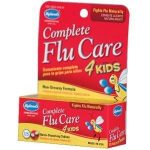 Hyland's Children's Formulas – 4 Kids Complete Flu Care – 125 Tablets