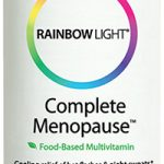 Rainbow Light Women's Health – Complete Menopause Multivitamin –