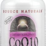 Source Naturals Cardiovascular Support – Co-Q10 100 mg – 120
