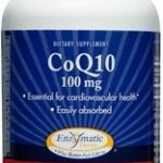 Enzymatic Therapy Cardiovascular Support – CoQ10 100 mg – 60 Softgels