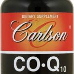 Carlson Labs Antioxidants – CoQ10 100 mg – 90 Soft Gels