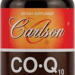 Carlson Labs Cellular Support – CoQ10 200 mg – 90 Soft Gels