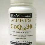 Rx Vitamins Dogs – CoQ10-30 for Pets (Dogs & Cats) – 30 Softgels
