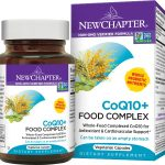 NewChapter Cardiovascular Support – CoQ10+ Food Complex – 60