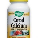Nature's Way Cardiovascular Support – Coral Calcium – 180 VCaps