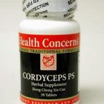 Health Concerns General Health – Cordyceps PS – 50 Tablets