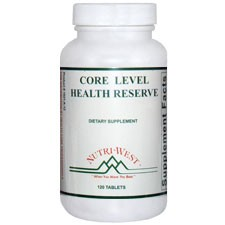 core-level-health-reserve-60-tablets-by-nutri-west