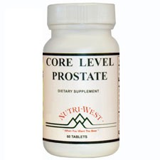 core-level-prostate-60-tablets-by-nutri-west