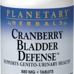 Planetary Herbals Herbals/Herbal Extracts – Cranberry Bladder Defense