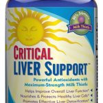 ReNew Life Liver Support – Critical Liver Support – 90 Vegetable
