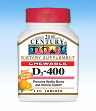 d3400-iu-orange-110-chewable-tablets-by-21st-century