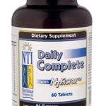 Nutritional Therapeutics Multivitamins – Daily Complete with NT Factor
