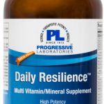 Progressive Labs Multivitamins – Daily Resilience – 180 Vegetable