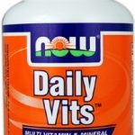 NOW Multivitamins – Daily Vits – 100 Tablets