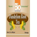 Bio Nutrition Liver Support – Dandelion Root Tea – 30 Tea Bags
