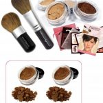 Mineral Hygienics Makeup – Dark Startup Kit – Dark & Deep – 1 Kit