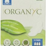 day-cotton-pads-folded-with-wings-moderate-flow-10-count-by-organyc