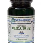 Nutritional Frontiers Hormone/Glandular Support – DHEA 10 mg – 90