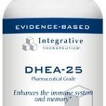 Integrative Therapeutics Hormone/Glandular Support – DHEA-25 – 60