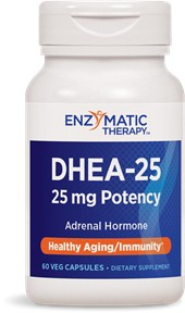 dhea-25-60-vegetable-capsules-by-enzymatic-therapy
