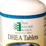 Ortho Molecular Products Hormone/Glandular Support – DHEA 25 mg – 90