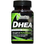 NutraKey Sports Nutrition Supplements – DHEA 50 mg – 100 Capsules