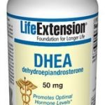Life Extension Hormone/Glandular Support – DHEA 50 mg – 60 Capsules