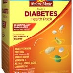 Nature Made Metabolic Support – Diabetes Health Pack – 30 Count