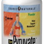 Source Naturals Exercise Stamina – Diet Pyruvate 500 mg – 120 Capsules