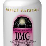 Source Naturals Immune Support – DMG 100 mg – 30 Tablets