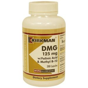 Kirkman Cardiovascular Support – DMG 125 mg with Folinic