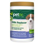 PetNC Natural Care Dogs – Dog Puppy Milk Replacement – 12 oz (340