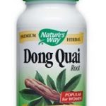 Nature's Way Cardiovascular Support – Dong Quai Root 565 mg – 100